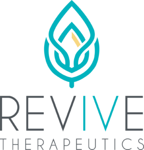 Revive Therapeutics Logo | IV Therapy Spa | Revive Therapeutics